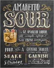Amaretto-Sour Rezept