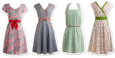Super pretty, fairly traded dresses. Perfect for spring and summer.