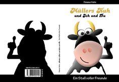 Müllers Kuh und ich und Du - Freundebuch von DaiSign auf DaWanda.com