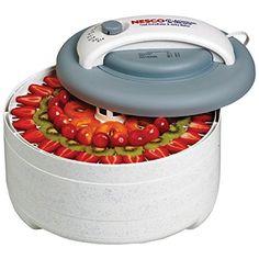 Nesco American Harvest FD-61 Snackmaster Encore Dehydrator and Jerky Maker Nesco http://www.amazon.com/dp/B000CEM3WM/ref=cm_sw_r_pi_dp_Z1URub0GZT952