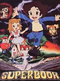 Superbook!  We watched this VHS over and over!  Great Bible stories!