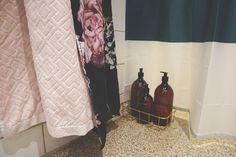 Bathroom details, interior
