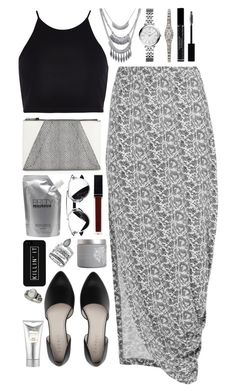 Silvanille by sophiehackett on Polyvore featuring polyvore fashion style River Island Thakoon Addition Halston Heritage Wet Seal FOSSIL BCBGeneration Miss Selfridge LG Christian Dior Witchery Prtty Peaushun Laura Mercier red flower
