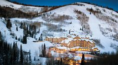 Montage Deer Valley gives you a mountain lodge right in Park City. Perched on Empire Pass, the hotel offers ski-in/ski-out access, refined c...