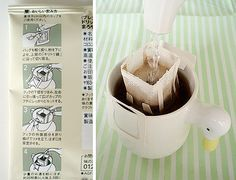 coffee filter for one cup of coffee