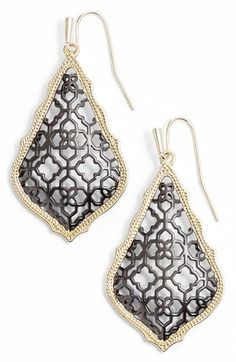 Kendra Scott 'Addie' Drop Earrings available at #Nordstrom