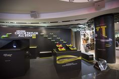 Chuck Taylor II Launch - Event Zone Citadium Paris
