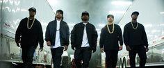 Straight Outta Compton sorprendente número uno en la Taquilla USA