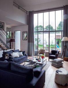 Une extansion de 130 m2 pour une petite maison de 40m2 - CôtéMaison.fr