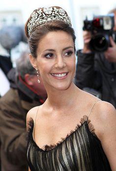 Danish royal family Princess Marie