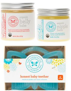 The Honest Company has just released new products for moms and babies: