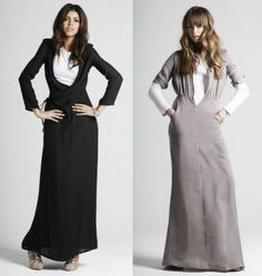 Maxi dresses from Maysaa—High fashion with an emphasis on modest styles