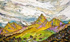 Renan Ozturk currently on display at Artisans on Taylor in Port Townsend
