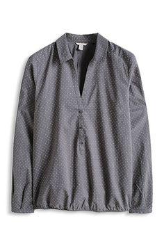 Esprit / Gestipte blouse mooi voor onder een jasje.