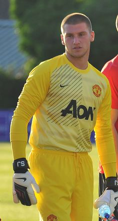 Manchester United goalkeeper Sam Johnstone was pleased to make his Yeovil debut even if it was a difficult afternoon for him against Burnley.