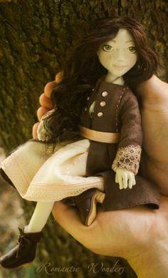 Fiona   Romantic Wonders Dolls Handicraft, Art Dolls, Romantic, Handmade, Inspiration, Ideas, Decor, Craft, Biblical Inspiration