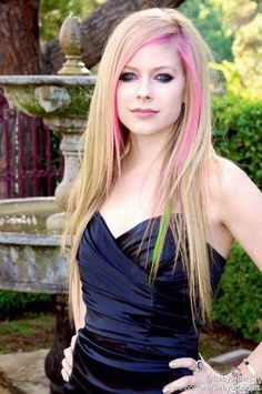 avril hair style 1000 images about hairstyles colors dye avril lavigne on 5753