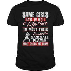 BASEBALL PLAYER MOM T-Shirts, Hoodies. Get It Now ==>…