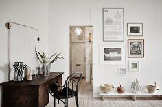 Un sereno apartamento | Decoración