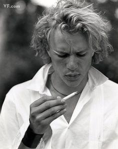 Heath Ledger photographed by Bruce Weber for Vanity Fair, August 2000