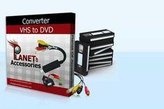 VHS to DVD Converter