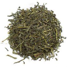 Japanese Sencha, $9.98 for 2 oz.-----ingredients:  Organic: Steamed Japanese green tea from Mount Fuji, Japan.