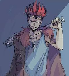One Piece, Eustass Kid