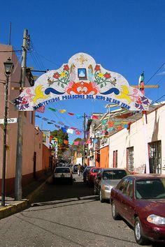 Xochimilco, México.
