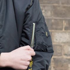 Dr. Martens and Alpha Industries Flight Jacket. Part of the Spirit of 69 collection.