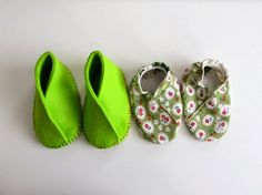 OrloSubito it: Pantofole da bambino, tutorial