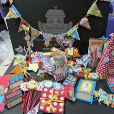 Stampin' Up! Big Top Birthday Party Bash