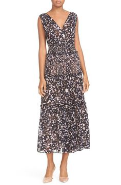 Rebecca Taylor Oleander Maxi Dress available at #Nordstrom