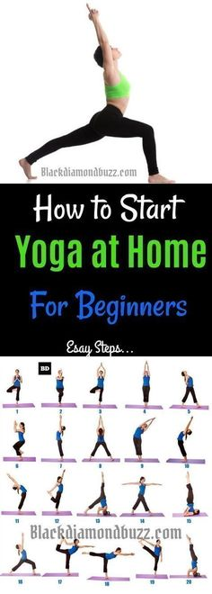 Yoga Poses: 7 Easy Best Yoga Poses for Beginners and Back Stretches at Home. You can even do these yoga workout in the morning #yogaworkouts #yogaposes