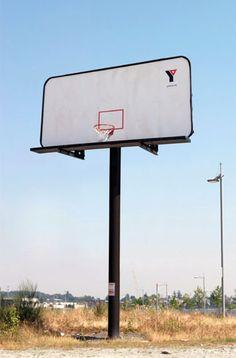Billboard Basketball » Funny, Bizarre, Amazing Pictures & Videos