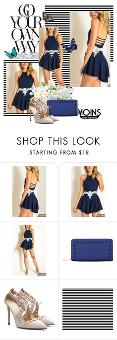 """""""YOINS"""" by dreamer55s ❤ liked on Polyvore featuring yoins"""