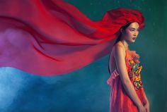 Mộng Mị Editorial   Creative Director: Nguyễn Hoàng Anh  Model: Helly Tống  Photographer: Tang Tang  Make up artist: Tùng Châu  Fashion Designer: Thuỷ Nguyễn