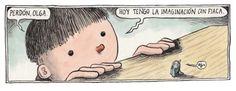 Liniers Macanudo, OLGA!
