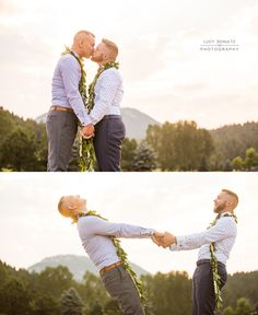 Adorable Wedding Photos | Must Have Gay Wedding Photos | Colorado Wedding Photographer | Lucy Schultz Photography | Gay Wedding Photographer