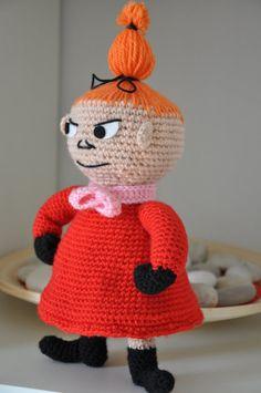 Little My  PDF crochet pattern by Fjukten on Etsy