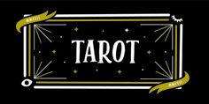 Font dňa – Tarot   https://detepe.sk/font-dna-tarot?utm_content=buffer81f2a&utm_medium=social&utm_source=pinterest.com&utm_campaign=buffer