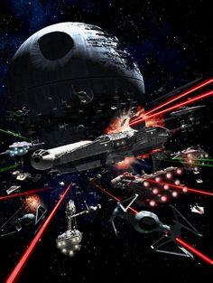star wars death star - Google Search
