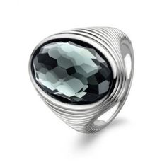 Cool silver ring