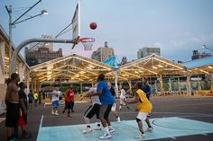 Find out about free street basketball in NYC, including locations and schedules for streetball at West 4th, Rucker Park, Dyckman Park, and Orchard Beach,...