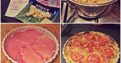 My Slimming World Adventure: Recipe: Pasta 'n' Sauce Quiche! Lunch Recipes, Pasta Recipes, Diet Recipes, Recipe Pasta, Cooking Recipes, Slimming World Chicken Dishes, Slimming World Tips, Belgian Waffles, Quiche