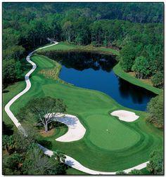 Celebration Golf Course - Orlando Florida
