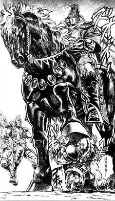 Raoh, Fist of the North Star / Hokuto no Ken