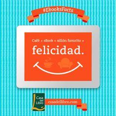 Nosotros queremos que tengas una felicidad eterna... y la tendrás con nuestra variedad de libros en todos sus formatos: mx.casadellibro.com