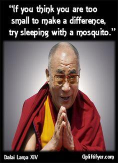 Dalai Lama - Inspirational Quotes - Upliftifyer.com