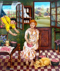 Peintures MARTHA KOLODZIEJ