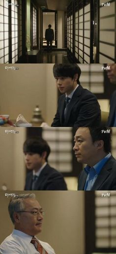 'Misaeng' Lee Sung Min and Lee Kyung Young compromise - http://asianpin.com/misaeng-lee-sung-min-and-lee-kyung-young-compromise/